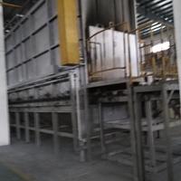 铝合金汽车配件热处理连续炉