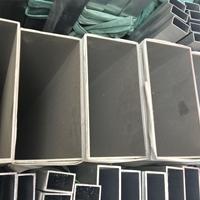 江门铝合金材铝方管价格 楼梯扶手专用