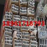 南充铝合金材铝方管价格 楼梯扶手专用