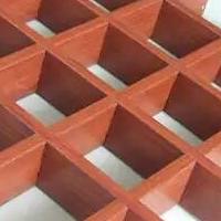 木纹铝格栅厂家 木纹铝格栅广州厂家直销
