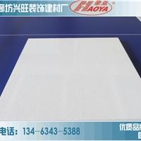 保温性玻纤板吊顶 吸音吊顶产品防下陷