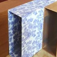 圖書館木紋鋁方通-型材鋁方通-鋁方管吊頂