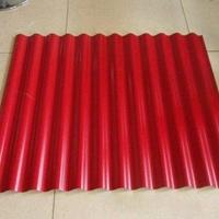 彩色铝瓦 瓦楞铝板 厂家18660152989