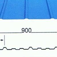 优质彩色压型铝板,厂家直销