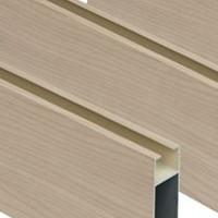 型材铝方管-四方管铝方通-外墙铝格栅条扣