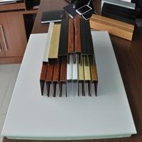 木纹喷涂铝方通吊顶天花多少钱一平方