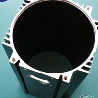专业生产深加工风力发电机外壳铝型材