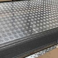 現貨7A04花紋鋁板生產廠家圖片