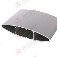 广东兴发铝业铝合金百叶窗型材
