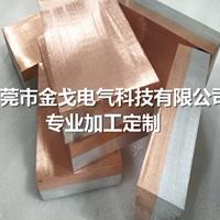 铜铝复合板厚板定制加工
