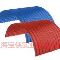 宝钢高度度彩钢板,拱形屋面专项使用彩钢板