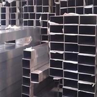 供應進口LF4耐腐鋁方管氧化