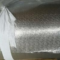 厂家供应6061压花铝卷 保温铝卷