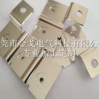 供应镀镍铜铝复合板连接片