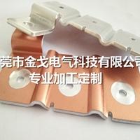 铜铝复合板导电连接板厂家定制