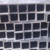 2A12氧化铝方管定做批发厂家
