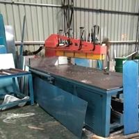 厂家成批出售5052拉丝喷砂氧化铝板 可切割