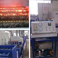 铜丝中频退火淬火炉,铜丝铝管热处理回火炉