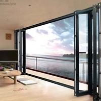 德技名匠折叠门生活小常识之门窗玻璃