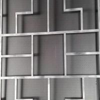 商品楼仿古铝窗花-外墙氟碳铝窗花-铝花格