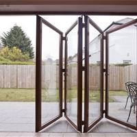 德技名匠折叠门厂家:钢化玻璃的优缺点