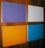 供应彩色铝板彩涂铝板保温铝卷