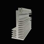 供应散热器铝型材