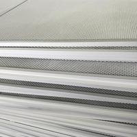 UV光催化网板定制铝基蜂窝光触媒过滤网