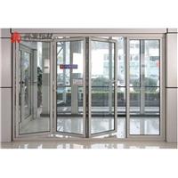 广东兴发铝业铝合金平开折叠门