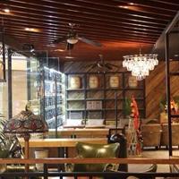 德普龙木纹铝方通-u型槽铝方通厂家