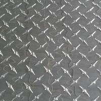 汽车用花纹铝板 防滑铝板诚信供应商