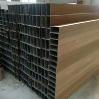 防腐木纹铝方通 工厂直销德普龙建材