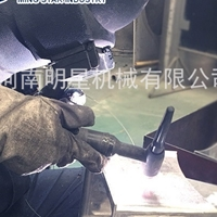 铝合金箱体焊接 铝板焊接加工明星机械