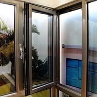 厂家定制阳光房 铝合金隔热夹胶玻璃房