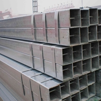 供應AlMgSi0.5鋁方管規格材質大量現貨
