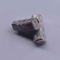 0.6MM厚折弯铝基板 柔性铝基板
