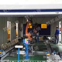 专业生产机器人安全高速门,焊接防护门