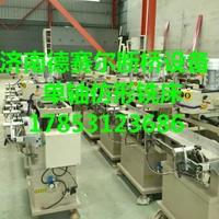 濟南服務較好廠家鋁門窗單軸仿型銑床規格