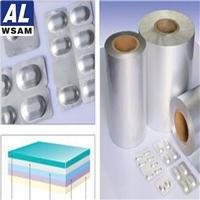 西南铝3003铝箔 8011药用铝箔 无针孔无花斑