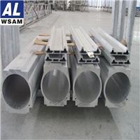 西南铝6063 6005A铝型材 气缸型材