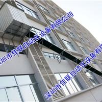 解决三四楼工厂电商仓库出货滑梯