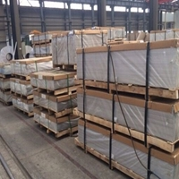 供应保温铝板 铝卷 管道防腐铝皮