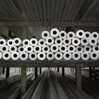 厚壁合金铝管 易车削6063铝合金管339mm