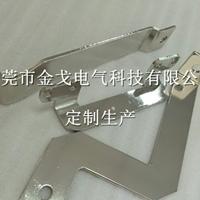 配电装置成组连接铜排 导电铜排镀镍