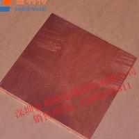 高纯C1100紫铜板价格是多少