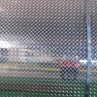防滑6060花纹铝板加工制造厂家