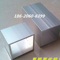 古亭吊顶铝方管-型材铝方通-造型铝方通