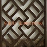 小方管组合窗花 铝方管组合幕墙辅料