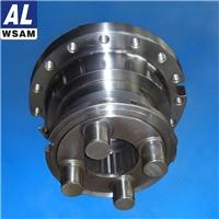 西南铝铝锻件2A06 2A11铝合金锻件 模锻件