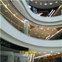 大型商场-生活广场室内专用雕花铝单板